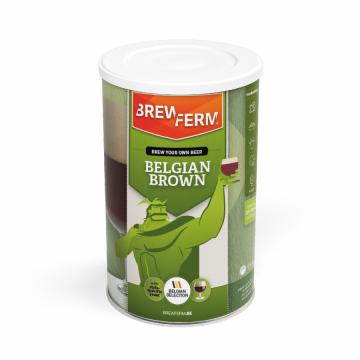 concentré de brassage bière belgian brown