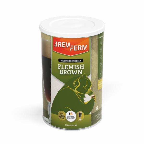 biere flemish brown concentré de brassage