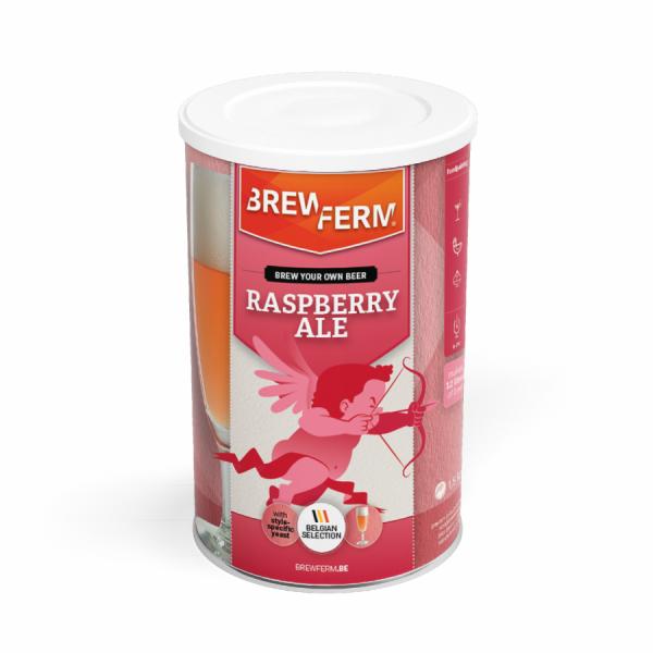 concentré pour brassage raspberry ale bière artisanale
