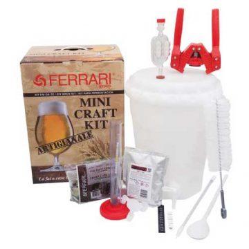 Kit de brassage débutant Bière artisanale Maison Coopers