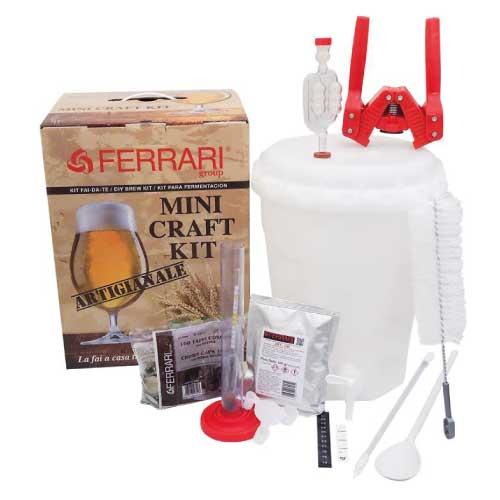 kit fabrication biere Kit de brassage débutant Bière artisanale Maison Coopers